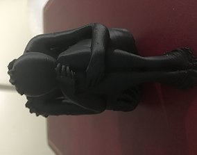 Hands All Over Woman 3D printable model