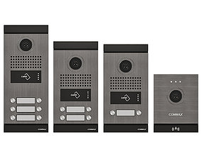 COMMAX FINE VIEW intercom kit 3D model