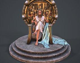 PBR Cleopatra 3d model