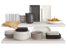 3D model Kitchenware and Tableware 12