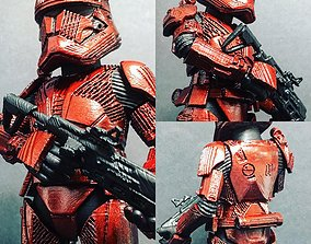 Sith Trooper 3D print model miniatures