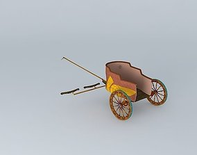 Trolley chariot 3D model