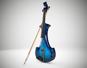 3D model Electric Violin