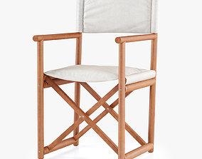 Paraggi yacht chair 3D model