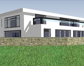 Modern House 3D architecture