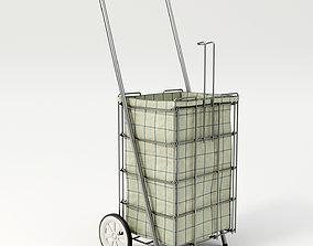 Tote Cart 3D model