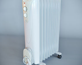 Scarlett Oil Heater 3D