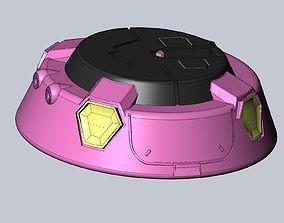 3D printable model DVa Cinematic Soda Can Attachable Lid