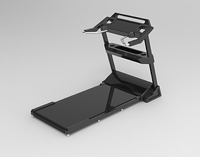 Treadmill 2 3D print model