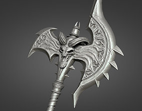 3D print model Shadowmourne axe