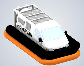 HOVER VAN 3D printable model