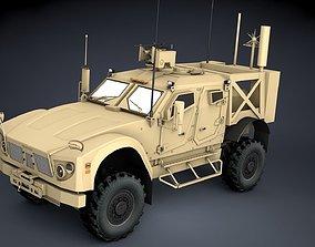MATV Military Transport 3D model