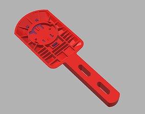 3D printable model Wahoo ELEMNT Roam Spoon Mount for any 1