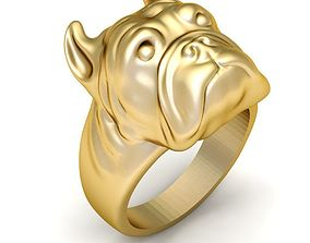 312 Pitbull Ring 3D printable model