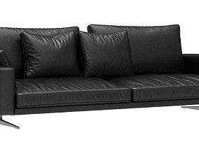 Flexform Campiello sofa 3D model