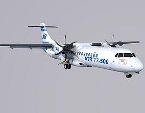 3D asset ATR 72-500