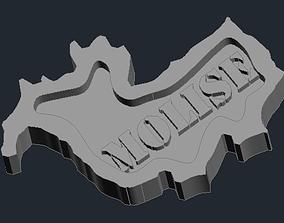Regione Molise 3D print model
