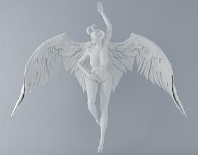 3D print model Evil angel 017