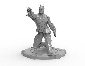 Batman - Gunplay 3D print model