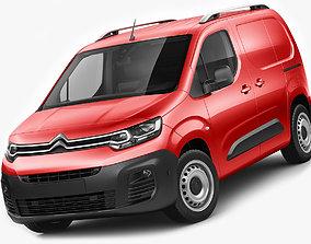 Citroen Berlingo Van 2019 3D
