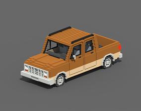 3D model Voxel Long Pickup