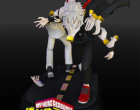 3D printable model Tomura Shigaraki - My hero Academia