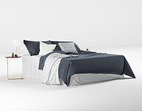 3D model BED Adairs Berlin bed