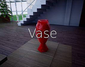 Vase SHC Quick Office LM 3D model