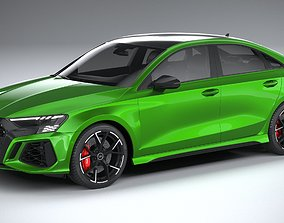 Audi RS3 Sedan 2022 3D model