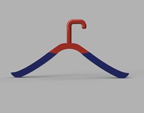 Coat Hanger gruccia 3D printable model