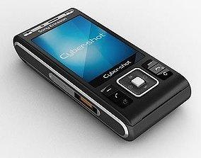 Sony Ericsson C905 3D