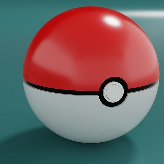First generation poke balls