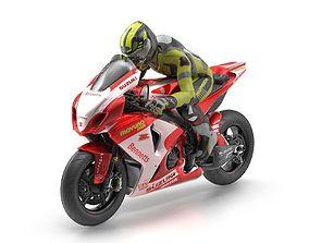 3D model Suzuki GSXR-1000