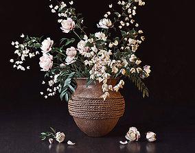 vegetation Bouquet 3D model