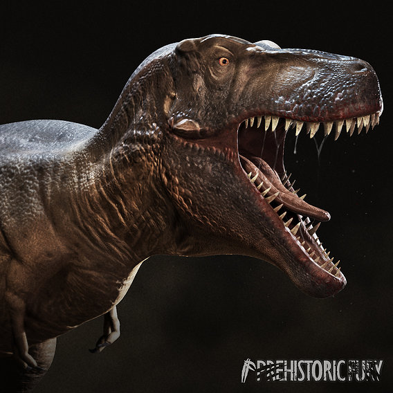 Tyrannosaurus rex - Prehistoric Fury