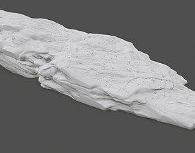 3D print model rock 28
