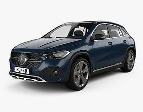 Mercedes-Benz GLA-class Progressive Line Edition 1 2020 3D