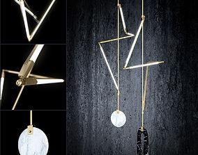 3D Bec Brittain Helix Lamp