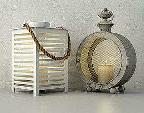 mediterranean 3D Lanterns by ZARA HOME