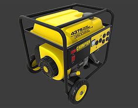 3D asset Generator