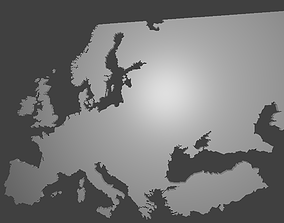europe Europe Country Pack 3D