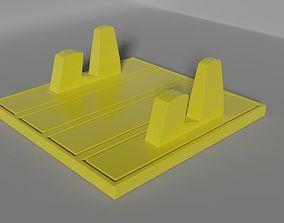 3D printable model handphone holder