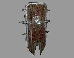 Fantasy Shield 3D model
