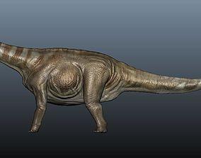 Apatosaurus 3D
