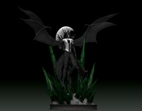 Bleach - Ulquiorra cifer 3d print statue