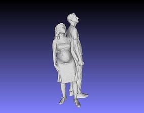 3D printable model Printle Couple 039