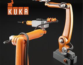 3D model Robot KUKA