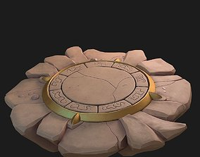 3D Fantasy platform