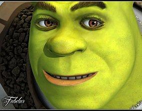 3D Shrek