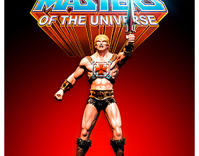 3D print model He-Man and the Masters of the Universe -